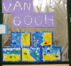 Le barche di Van Gogh