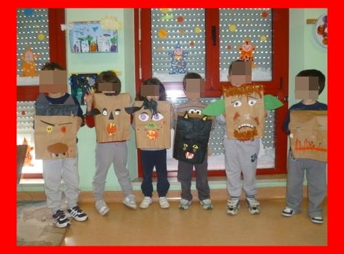 maschere gruppibambini   (2)