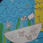 davantidietro cartellone barca pirati