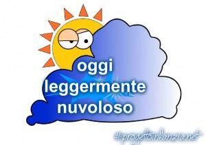 2 ok legg nuvoloso