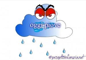 5 ok ok oggi piove