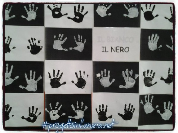 Positivo o negativo laboratori nelle scuole - Pagine a colori in bianco e nero ...