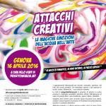 Locandina Attacchi creativi_Genova