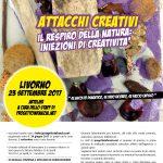 Locandina Attacchi creativi_Livorno 2017