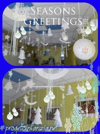 Bianco Natale Inverno Laboratori Nelle Scuole Laboratori Nelle