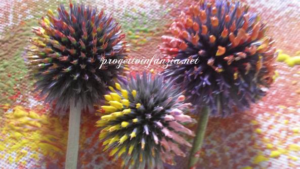 6 flower art
