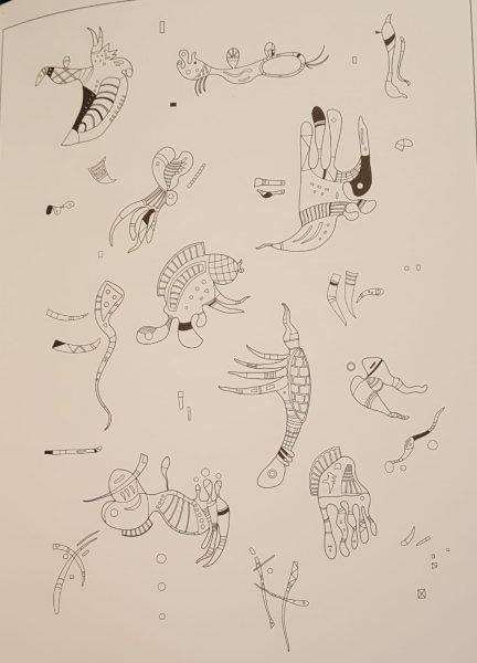 L Alfabeto Ad Arte Tra Kandinsky Miro Tullet Laboratori Nelle Scuole